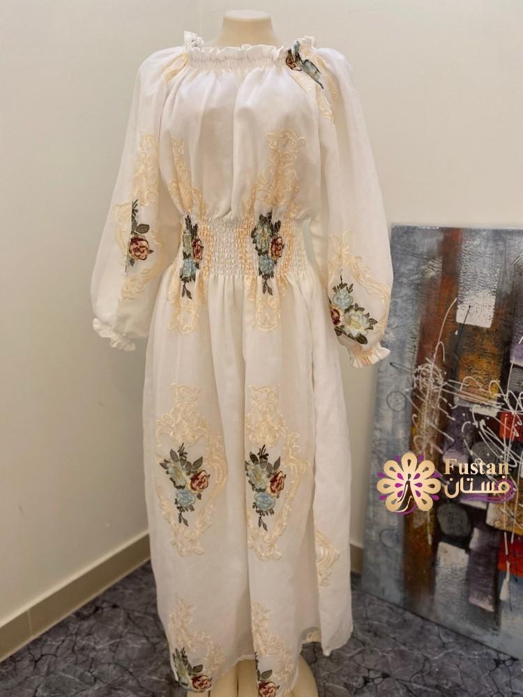 فستان كويتي