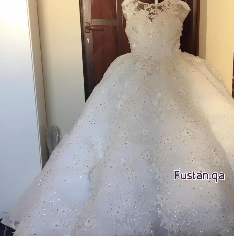 فستان زفاف بيع او ايجار 👰