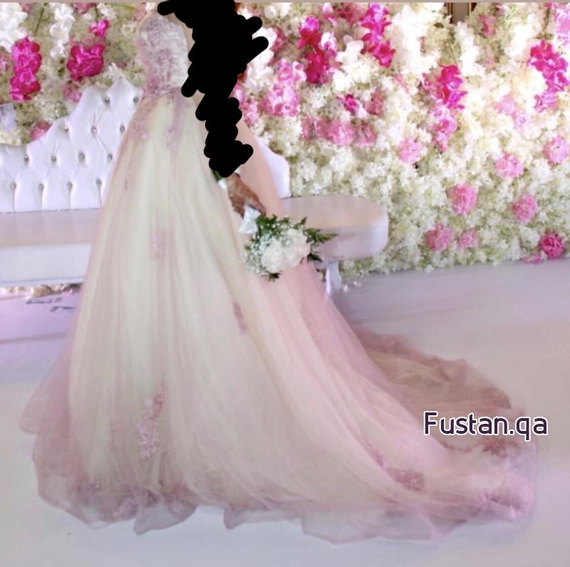 فستان خطوبة للايجار او البيع بسعر مناسب