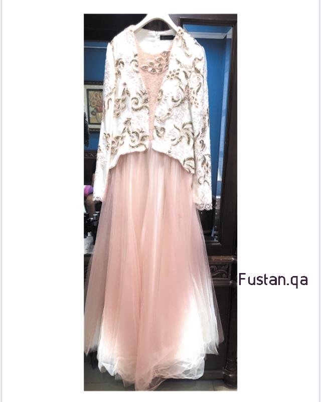 فستان لبسة وحدة للبيع
