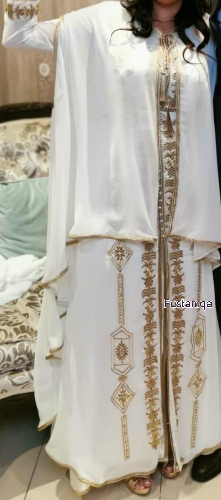 قفطان مغربي عروس