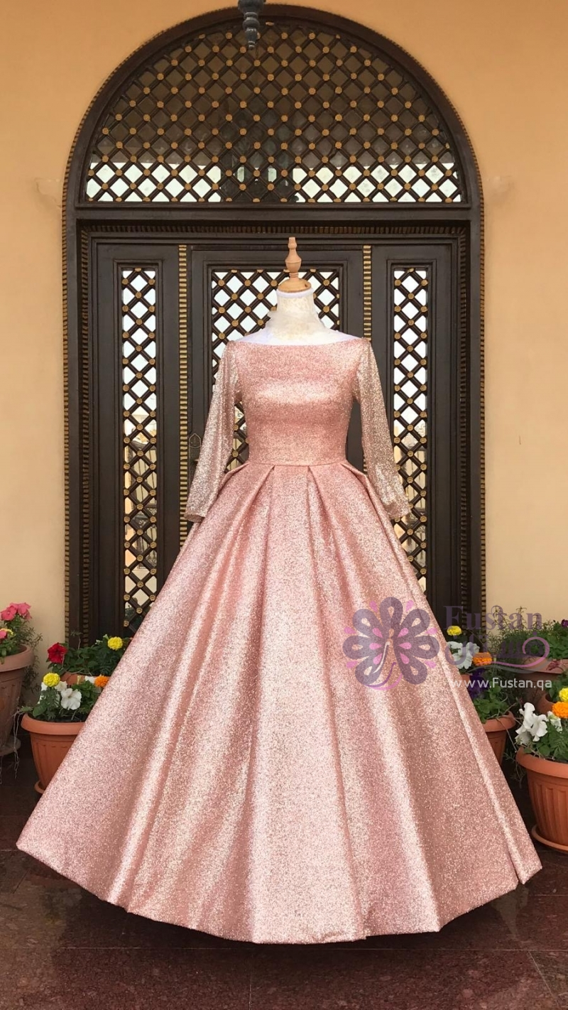 فستان خطوبه 💕 Engagement Dress