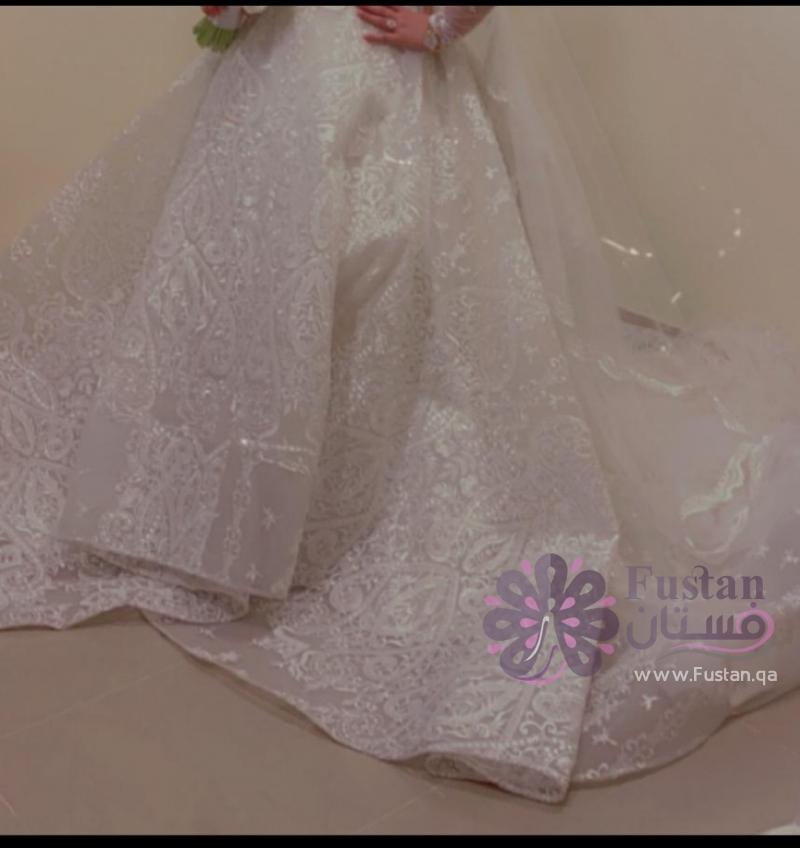 فستان جديد استعمال مره واحده فقط