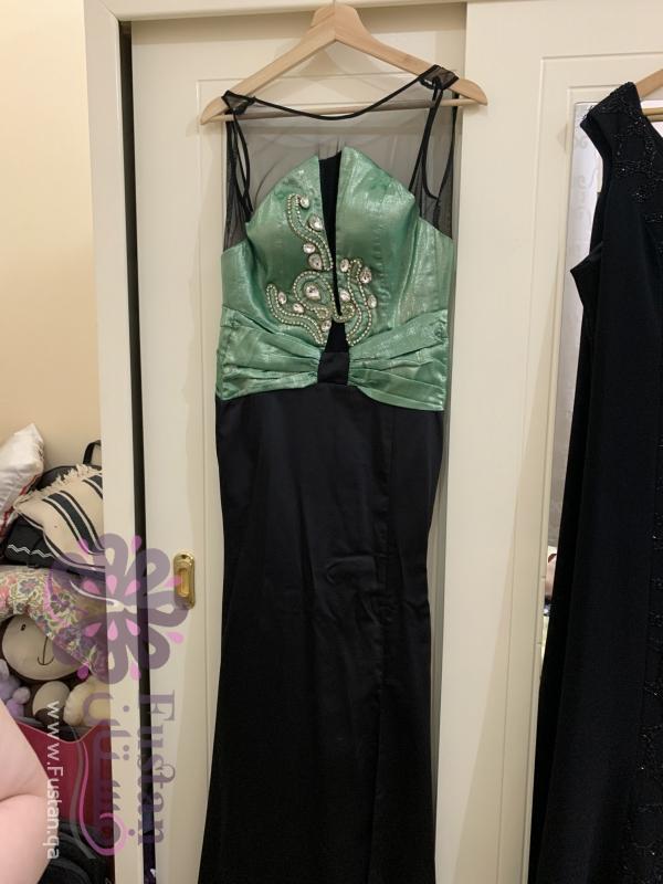 فستان سهرة قياس 38