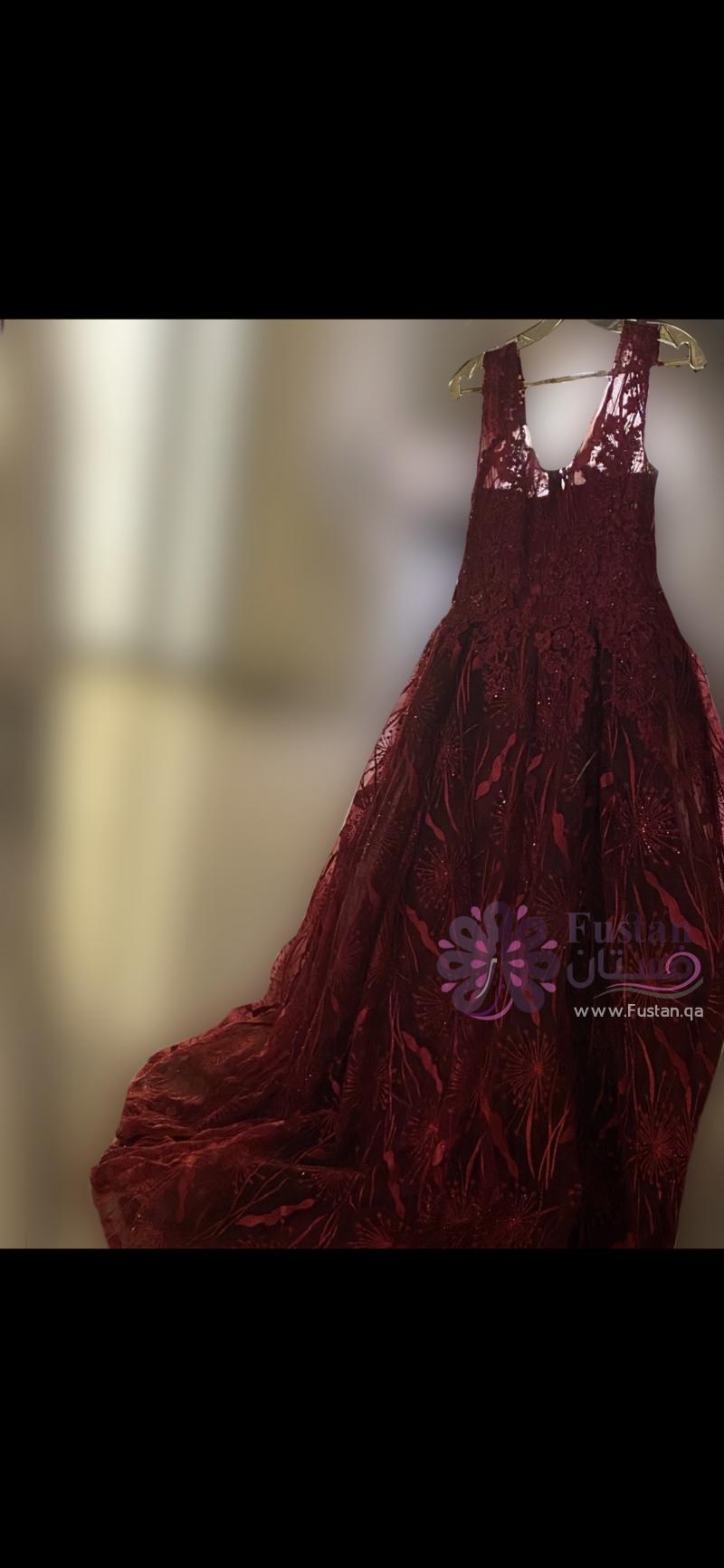 فستان عرس انيق