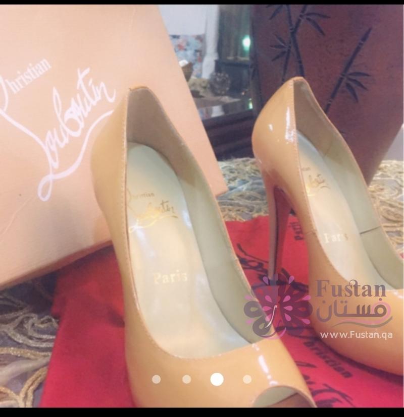 حذاء كريستيان لوبتين