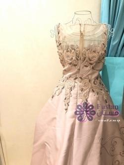 فستان خطوبة استعمال مرة