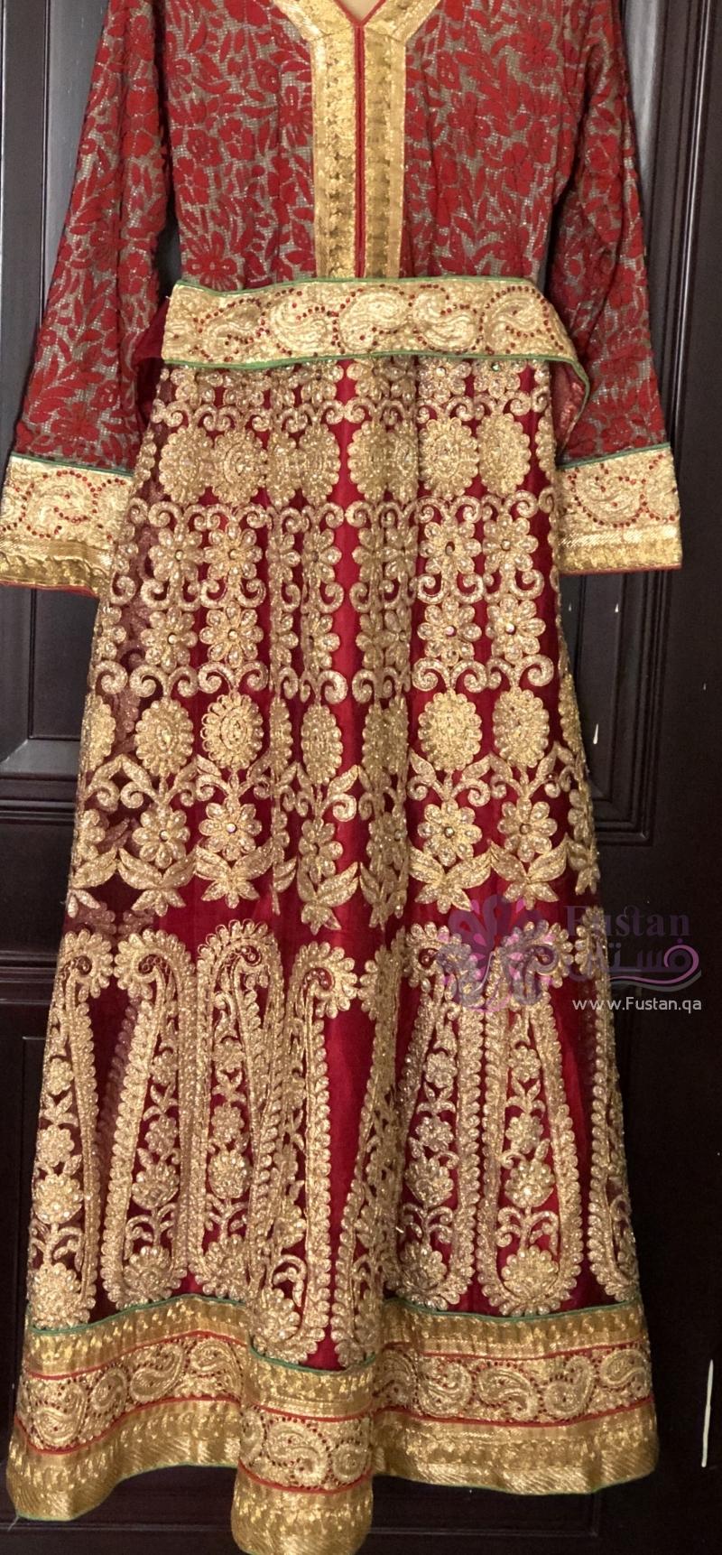 فستان حنا