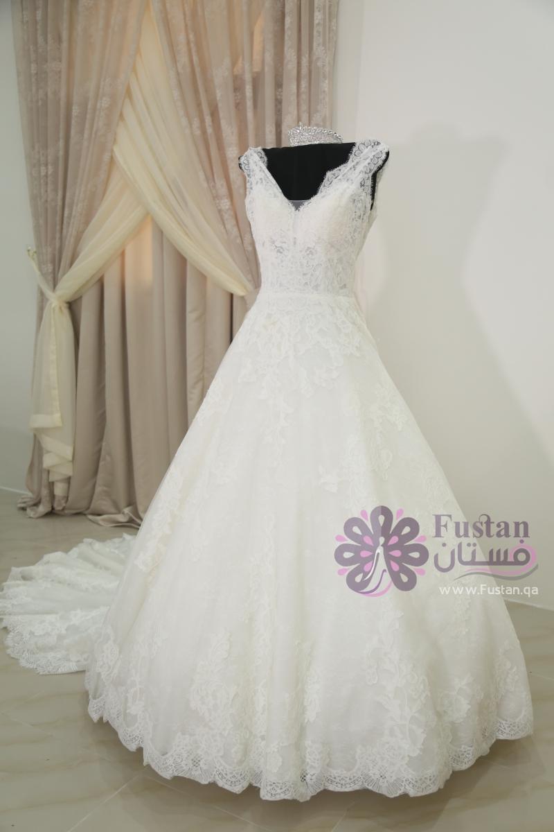 فستان تصميم خاص