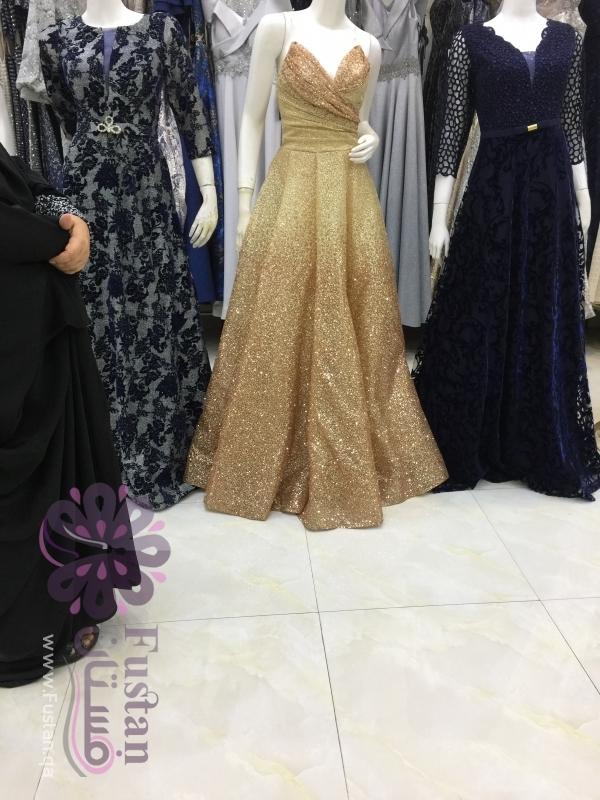 فستان خطوبة جديد