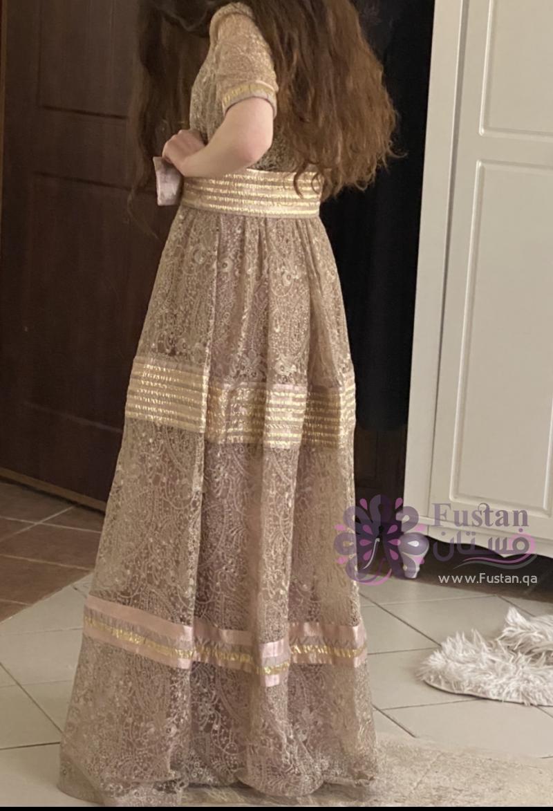 فستان حرير