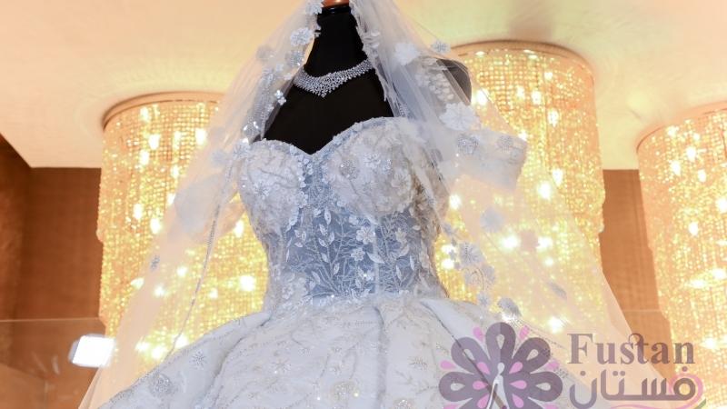 فستان زفاف للتأجير+للبيع
