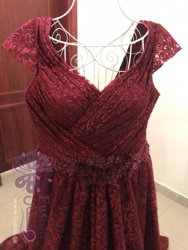 فستان خطوبة او حفلة