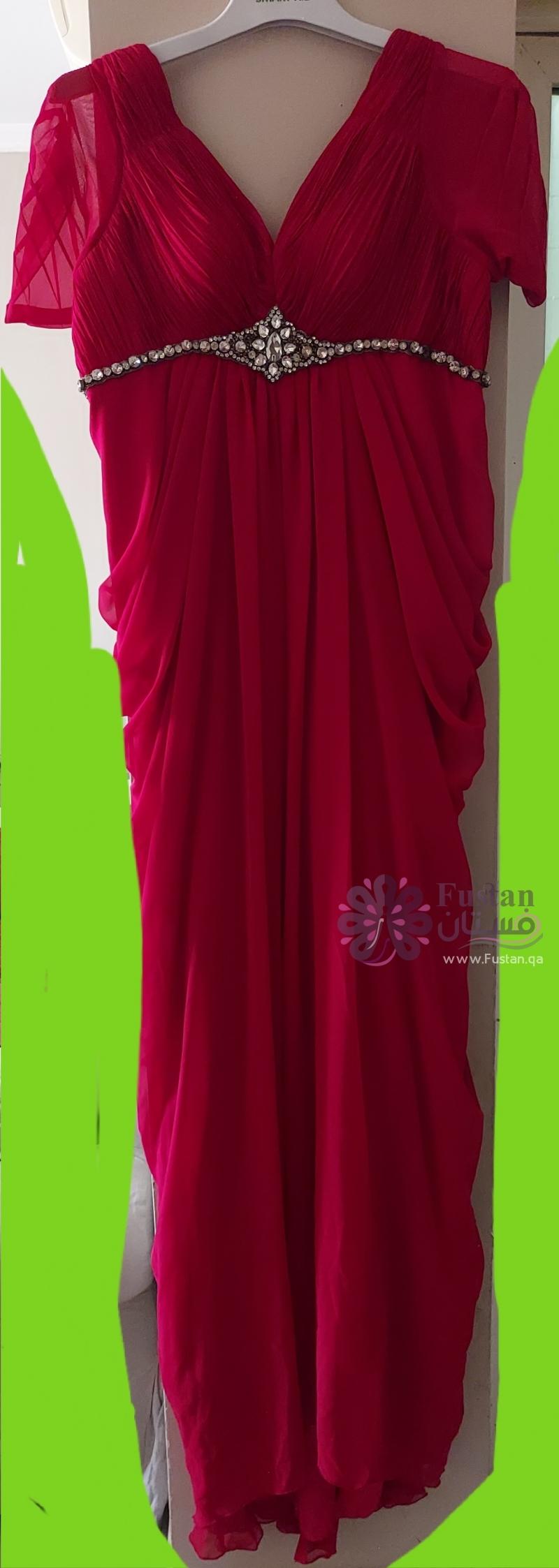 فستان سهرة ماركة QUATRO