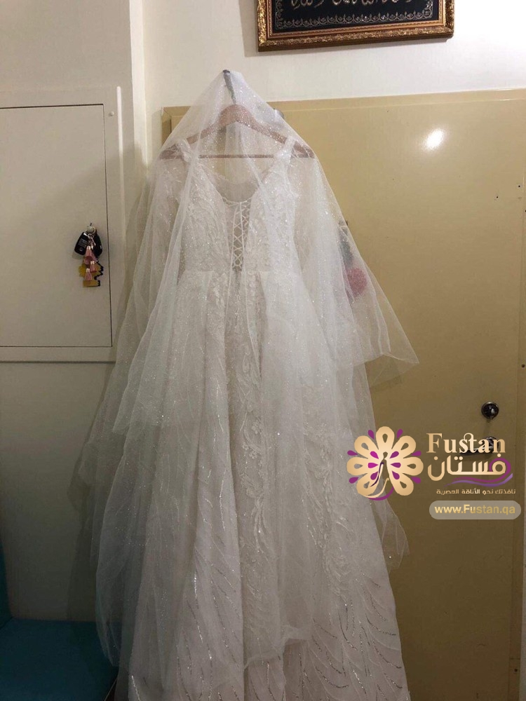 بيع فستان زفاف