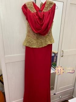 فستان طويل للبيع