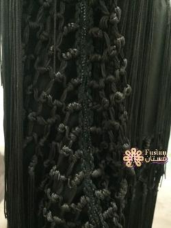 فستان بني