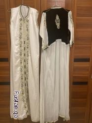 ثوب مغربي لبسة واحدة
