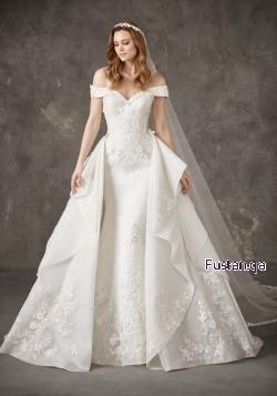 فستان عرس من Pronovias للبيع او الايجار