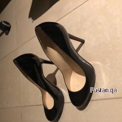 """حذاء ستاتي ماركة """" Louboutin """""""