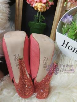 GINA shoes UK international bran