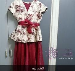 فستان حفلات ومناسبات