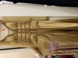 فستان سهرة قياس 18