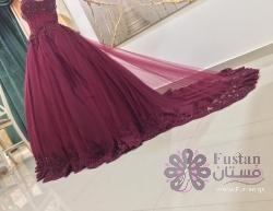فستان مصمم  في تركيا بذوق لبناني (31068081)