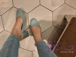 New heel stradivarius