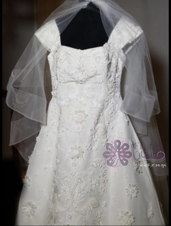 فستان عروس Oscar de la renta