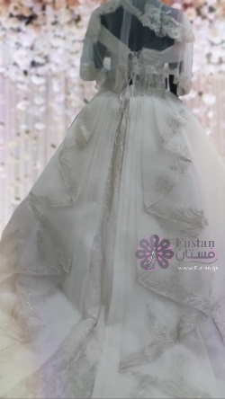 فستان عروس 👰🏻 .