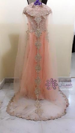 فستان سهرة لاجمل المناسبات
