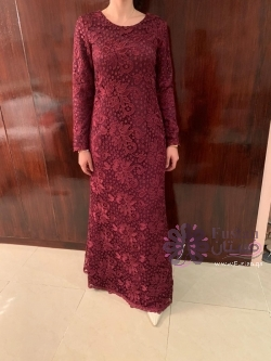 Tailor made occasion dress