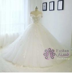 فستان عروس ابيض - تصفية مشروع تجاري