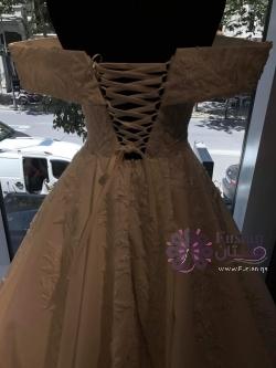فستان عرس ملوكي
