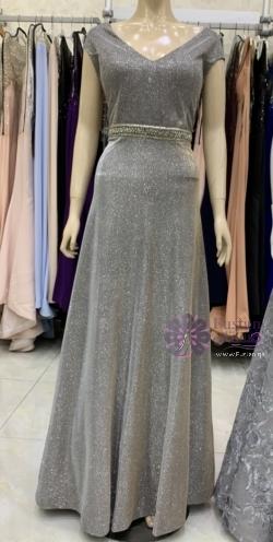 فستان سهرة رقيق جدًا. كوني أميرة واجعلي طلتك أرق ما يكون.