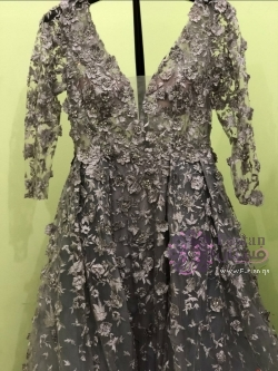 فستان سهرة للاميرات