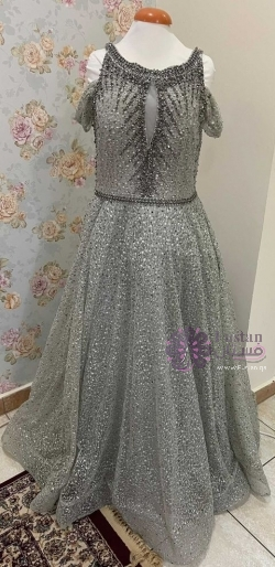فستان تيفاني ملوكي