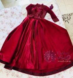 فستان أميري فاخر