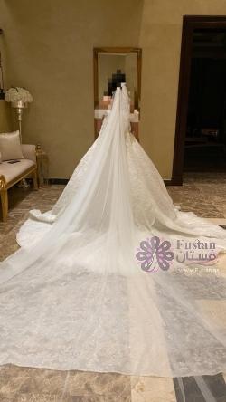 فستان عروس ، سعيد ملص ، xs-s