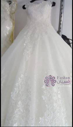 بدلة عروس تركية فاخرة