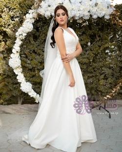 فستان عروسة