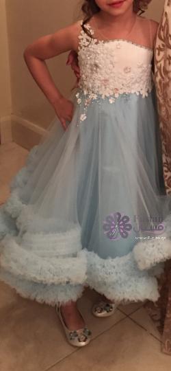 فستان للبنات