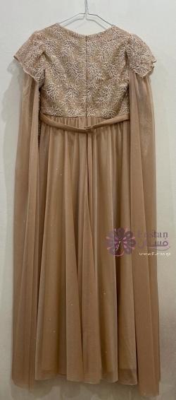 فستان عرس/سهرة للمحجبات