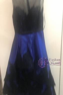 فستان سهرة راقي  ملوكي