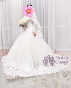 فستان عرس من تركيا