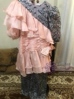 فستان سهرة وعرس