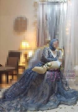 فستان خطوبة