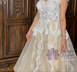 فستان سهرة ملوكي