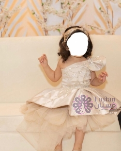 فستان سهره للأطفال